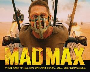 Mad Max- Quote