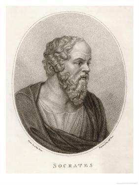 Socrates Athenian Philosopher by Madame Bovi