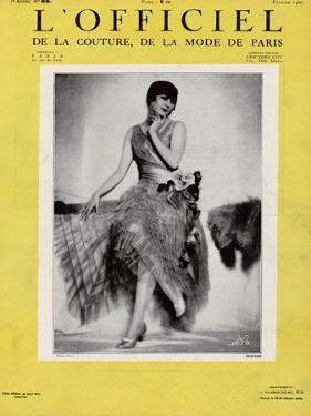 L'Officiel, February 1927 - Redfern by Madame D'Ora