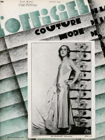 L'Officiel, May 1929 - Mme Schaparelli