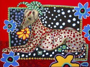 Greyhound Al by MADdogART