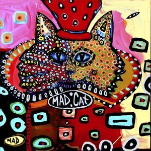 Mad Cat by MADdogART