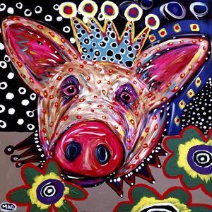 Miss Piggy by MADdogART