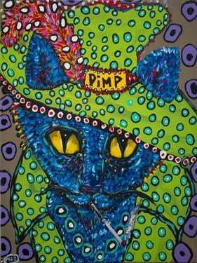 Pimp Kitty by MADdogART