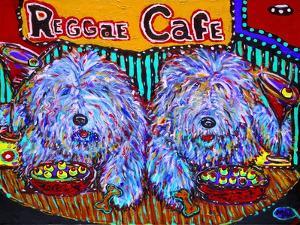 Reggae Cafe by MADdogART