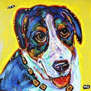 Swoosh Dog by MADdogART
