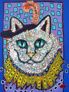 The Renaissance Cat by MADdogART