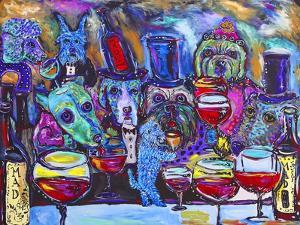 Whine Bar by MADdogART