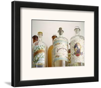 French Perfume Bottles I