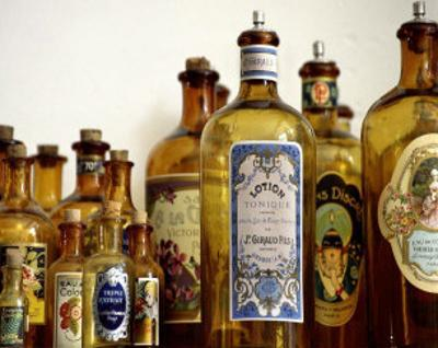 French Perfume Bottles III