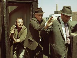 Madigan, Steve Ihnat, Richard Widmark, Harry Guardino, 1968