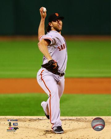 Madison Bumgarner Game 1 of the 2014 National League Championship Series
