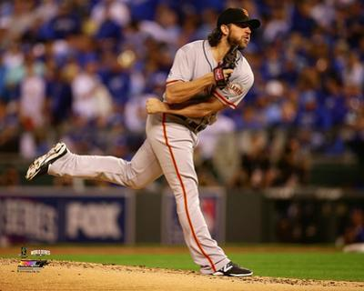 Madison Bumgarner Game 1 of the 2014 World Series Action
