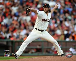 Madison Bumgarner Game 5 of the 2014 National League Championship Series Action