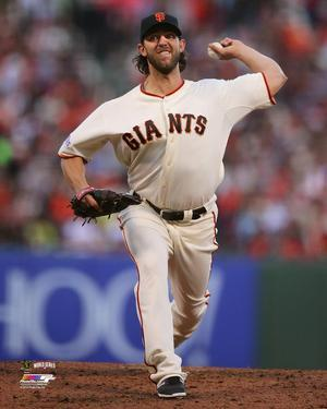 Madison Bumgarner Game 5 of the 2014 World Series Action