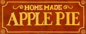 Homemade Apple Pie by Madison Michaels