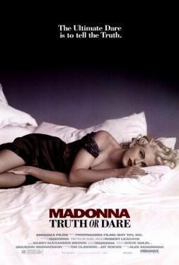 Madonna Truth or Dare