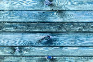 The Blue Wood Texture with Natural Patterns by Madredus