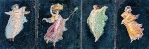Maenads and Dancing Girls, C. 1-37