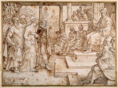Susannah Accused by the Elders, 1562