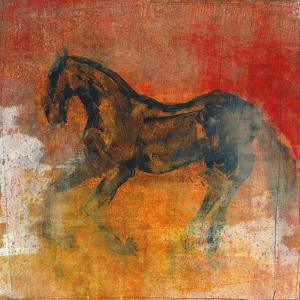 Le Cheval 2 by Maeve Harris