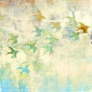 Oiseaux 2 by Maeve Harris