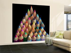 Colored Pencils by Magda Indigo