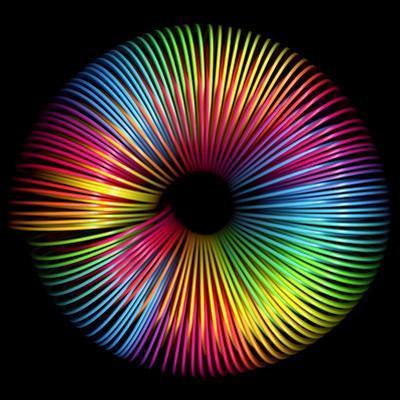 Slinky O by Magda Indigo