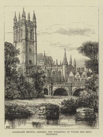 https://imgc.allpostersimages.com/img/posters/magdalen-bridge-oxford-the-widening-of-which-has-been-proposed_u-L-PUN5F70.jpg?p=0