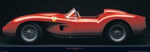 Ferrari Testarossa, 1958 (side) by Maggi & Maggi