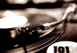 DJ by Maggie Heinzel-Neel