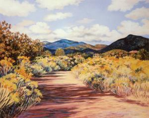 Arroyo Chamiso by Maggie Muchmore