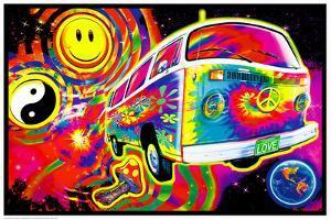 Magic Bus (Non-Flocked Blacklight)