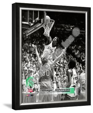 Magic Johnson Michigan State