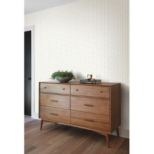 Magnolia Home Pick-Up Sticks Removable Wallpaper by Magnolia Home