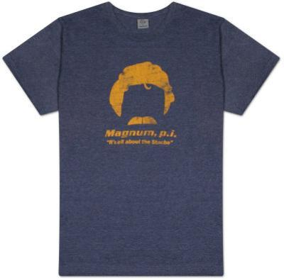Magnum P.I. - It's All About the 'Stache
