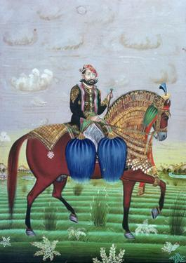 Maharaja Jai Singh II of Jaipur (1699-1743)