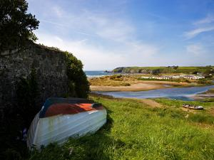 Mahon River at Bunmahon, Copper Coast, Co Waterford, Ireland