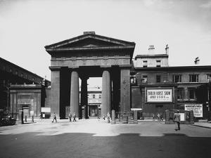 Main Entrance to Euston Station