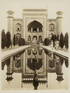 Main Gate to the Taj Mahal, Agra