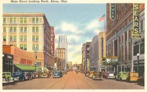 Main Street, Akron, Ohio