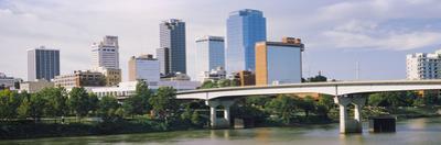 Main Street Bridge across the Arkansas River, Little Rock, Arkansas, USA