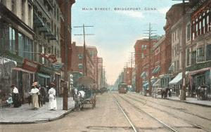 Main Street, Bridgeport, Connecticut