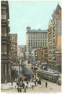 Main Street, Cincinnati