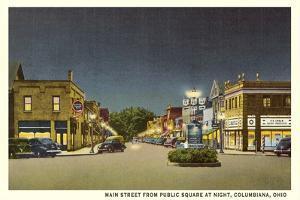 Main Street, Columbiana