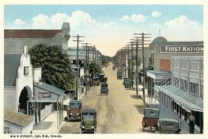 Main Street, Del Rio