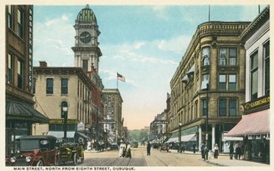 Main Street, Dubuque, Iowa