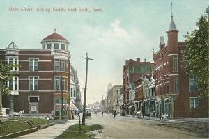 Main Street, Fort Scott