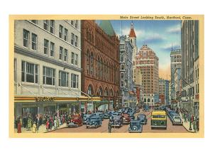 Main Street, Hartford, Connecticut