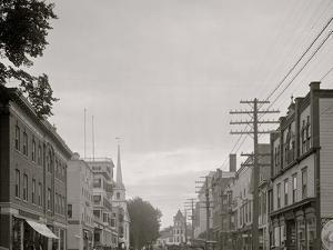 Main Street, Littleton, N.H.